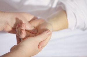 Handmassage @ Vicki Brownhuis