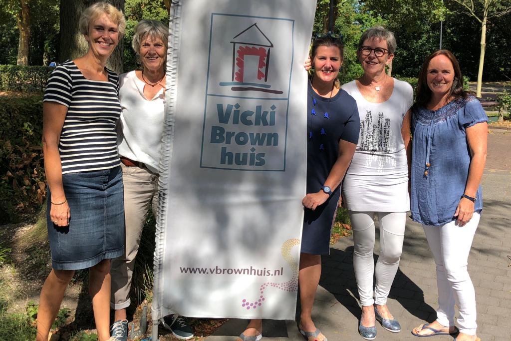 Team Jongeren Onderwijs Project Vicki Brownhuis