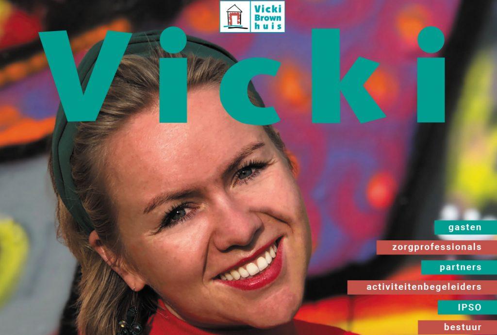 Cover Vicki Magazine2