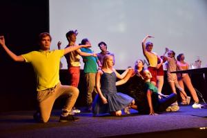 Gezin en kanker - theater @ Vicki Brownhuis